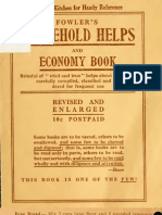 Fowler's Household Helps (1918)