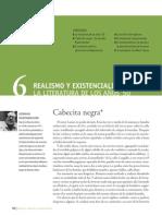 Realismo y Existencialismo Unidad 6