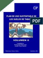 LIBRO Plan de Uso Sustentable de Los Suelos de Tabasco. Vol. II