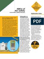 ABC de las mediciones eléctricas