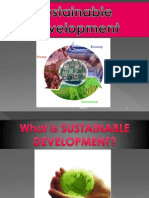 Sustainable Development ppt for kids