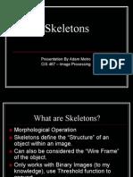 Skeletons in images