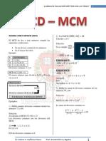 Maximo Comun Divisor 2013