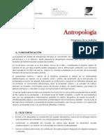 Antropología  uba xxi