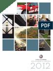 Relatorio e Contas 2012