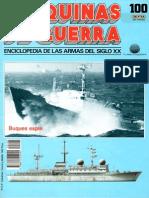 Maquinas de Guerra 100 - Buques Espia