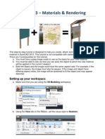 AutoCAD 2013 Raster Materials and Rendering