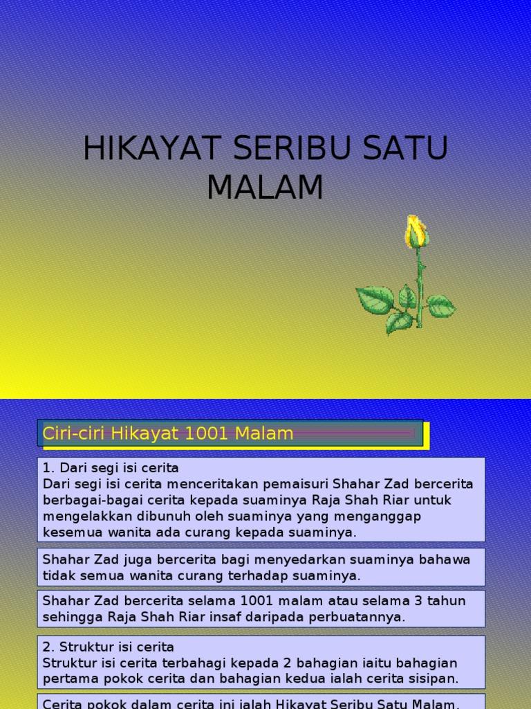 Hikayat 1001 Malam