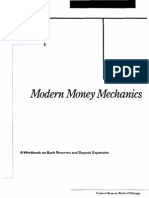 Modern Money Mechanics (2003, 40 Oldal)