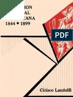 Ciriaco Landolfi - Evolucin Cultural Dominicana 1844 1899