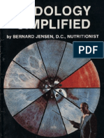 Bernard Jensen - Iridology Simplified