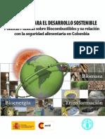 Bioenergia Para El Desarrollo Sostenible