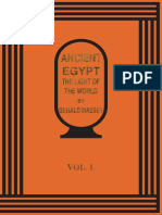 Ancient Egypt The Light Of the World Vol.1