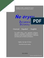 Diccionario Técnico Guarani-Español-Inglés