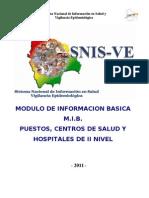 Primer Nivel Mib 2011
