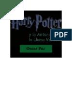 Harry Potter y La Antorcha de La Llama Verde