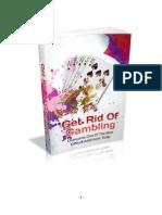 Get Rid of Gambling