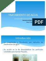 Tratamiento de Agua 2