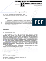 Formation and application of porous silicon Rewiew 2002 - Holl-Christophensen-Ccartensen.pdf