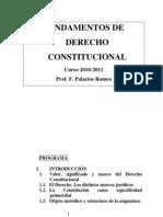 1C Derecho Constitucional I