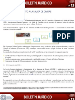Boletín Jurídico - JUNIO