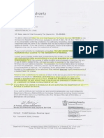 Mechanicsburg Recreation Board Sales Tax License Revocation Notice
