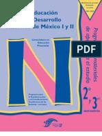 LIBRO- LA EDUCACIÓN EN EL DESARROLLO HISTÓRICO DE MEXICO I Y II - MANTECA AGGUIRRE ESTEBAN