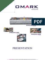 Presentation de PROMARK