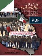 """DIGNA Rebeldía """"Guerrero, el epicentro de las luchas de resistencia"""