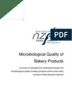 Microbiological Quality-Investigates Relationship