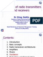 Principles of Radio Transmitters and Receivers 2