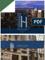 Thor High Street Brochure