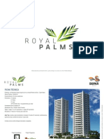 Caderno Tecnico Royal Palms