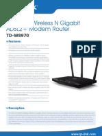 TD-W8970_V1.0_Datasheet