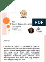 AFI Presentasi