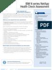 IBM N series/NetApp Health Check Assessment