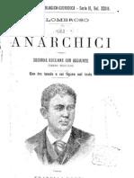 Lombroso Cesare Gli Anarchici 1895
