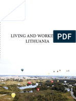Living & Working in Lithuania