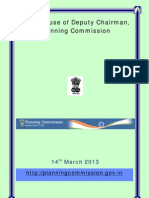 India Planning commission  data book