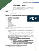 Resumen Cardiaco-Pulmonar