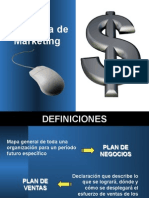 Plan de Mercadeo | Paul Morrison Cristi