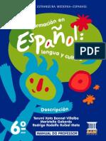 Pnld2014 Formacion en Espanol 6ano