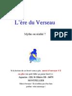 Ere Du Verseau