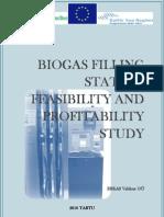 Biogas Filling Station
