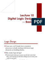Digital Logic Design - Basics