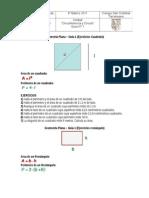 Guía 1 cuadrado