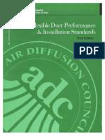 Flexible Duct Performance, Installation Standards (HVAC) - ADC (1996) WW.pdf