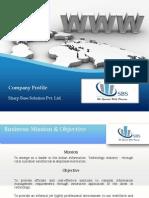 SBS Pvt. Ltd. Company Profile