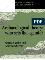Who Sets the Agenda_ (New Directions in Archaeology)-Cambridge University Press (1993)