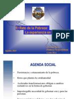 Dra. Astrid Fischer - El Reto de La Pobreza, La Experiencia